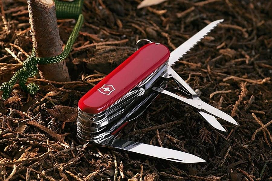 Never Underestimate The Miracle Of The Swiss Army Knife
