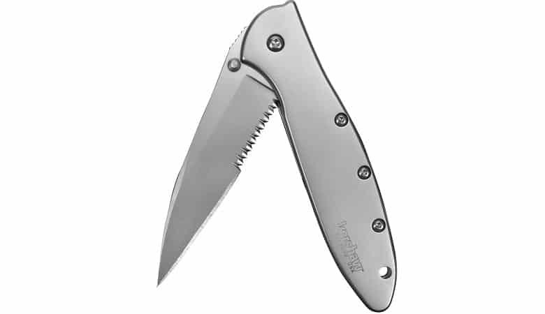 KERSHAW LEEK POCKET KNIFE