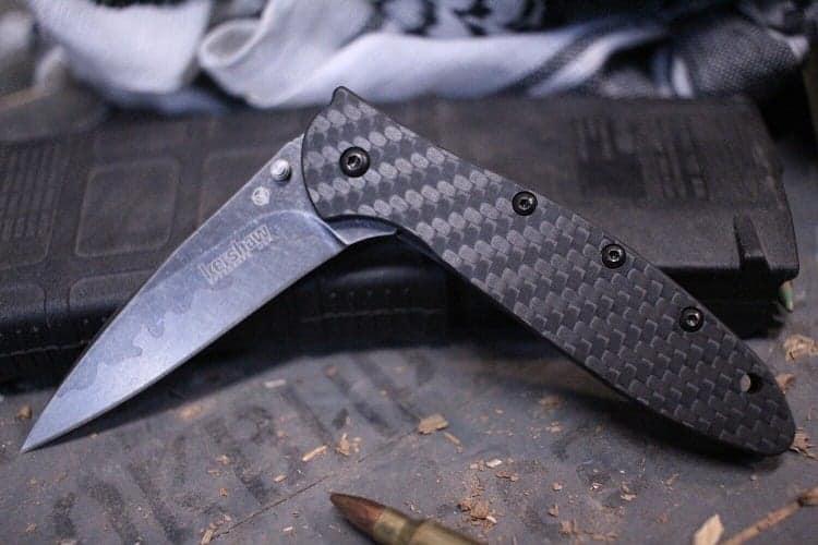 Carbon Fiber Knife