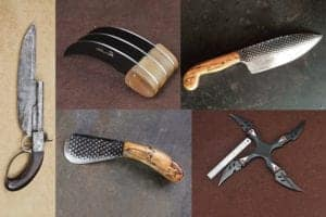 11 Unusual Knives Found Around The World