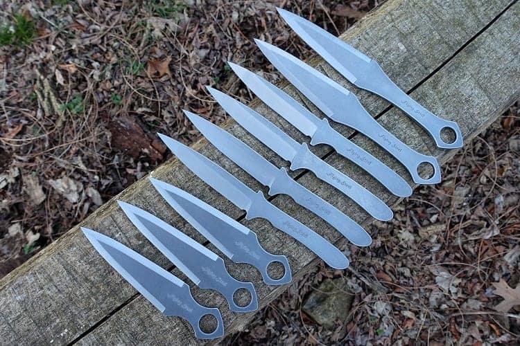 Choosing The Knife