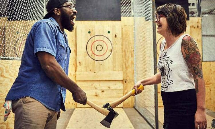 Step by Step Guide On Throwing Axes