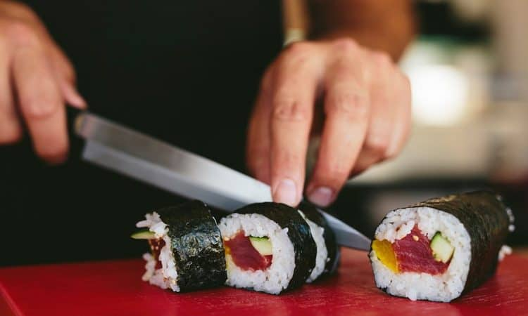 The Best Material For Sushi Knives