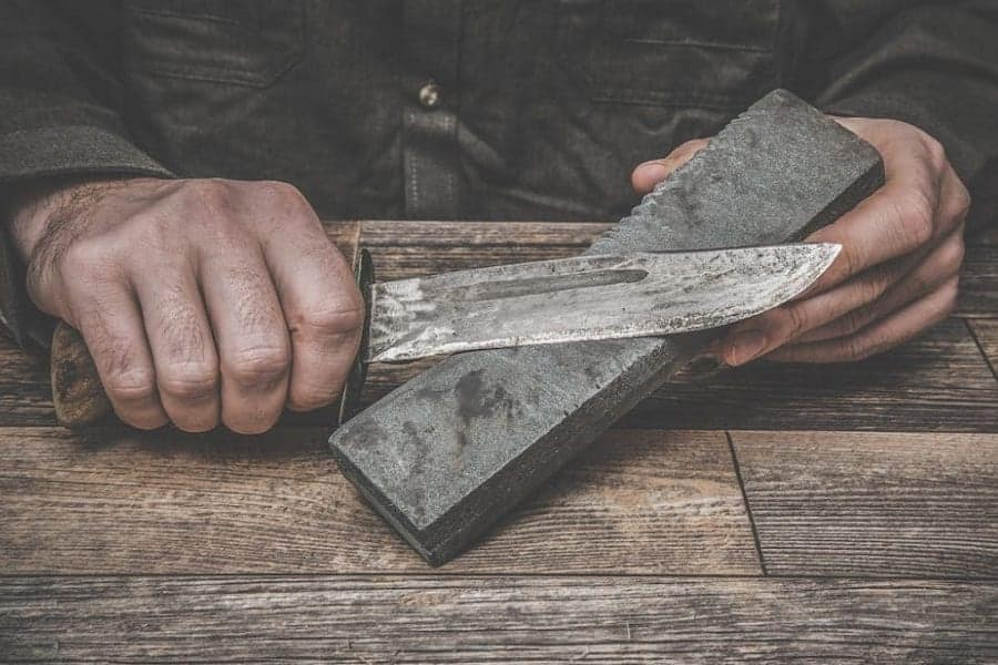 How To Open A Knife Sharpening Business