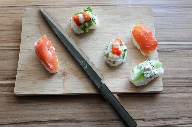 History Of Sushi Knives