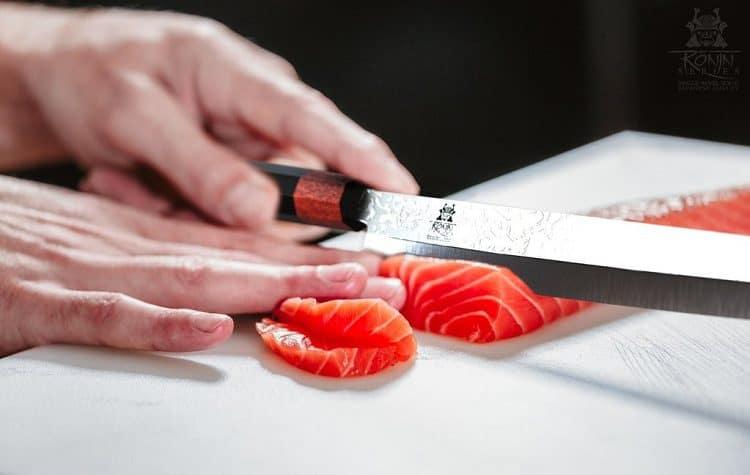 #1 DEBA SUSHI KNIFE