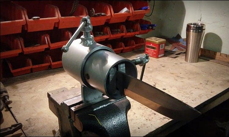 What Is A Knife Vise Used For