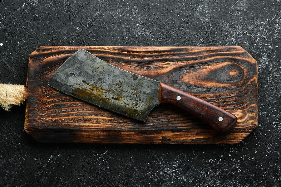 How To Remove Rust From Knives?