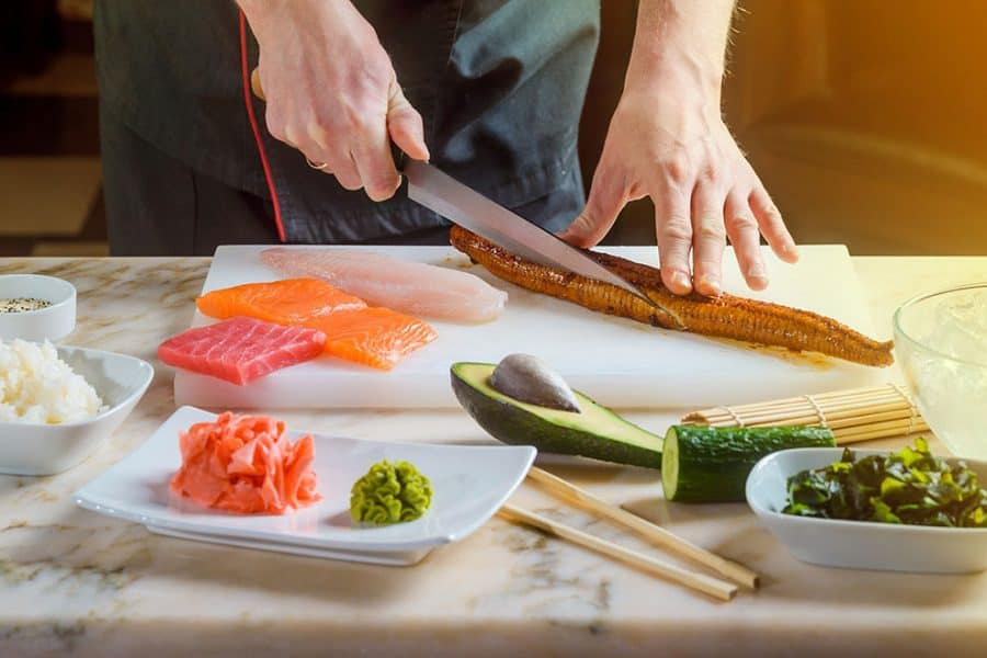 Quick Guide To Sushi Knives