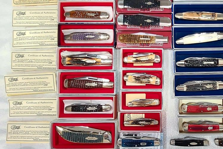 How To Value Case Knife